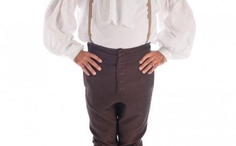 """Costumes du feuilleton théâtral """"Les Confessions : L'intégrale"""""""